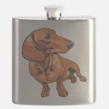 dachshund1.png Flask