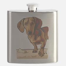 dachshund3.png Flask