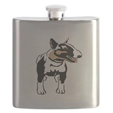bull terrier copy.jpg Flask