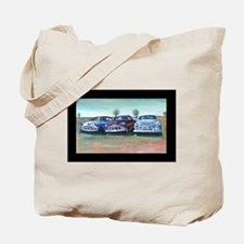 Three old friends Tote Bag