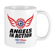 Angels In Action - Coffee Small Mug