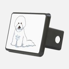 bichon-frise.png Hitch Cover