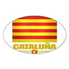 Cataluna/Catalonia Decal