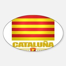 Cataluna/Catalonia Decal