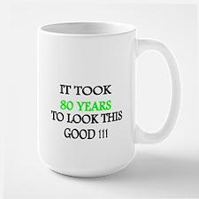 It took 80 years to look this good Mug