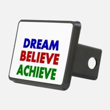 Dream Believe Achieve Hitch Cover
