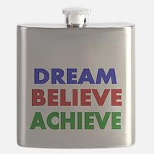 Dream Believe Achieve Flask