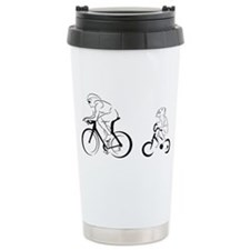 Father and Son Travel Mug