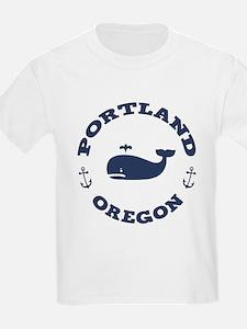 Portland Whaling T-Shirt