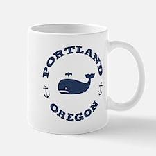 Portland Whaling Mug