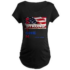 Boston SO -1 Maternity T-Shirt