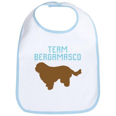 Bergamasco Sheepdog Bib