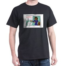 A Touch of Humor Boundaries 101 Comic T-Shirt