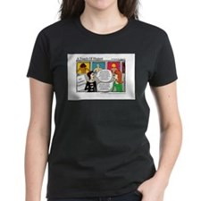 A Touch of Humor Art Gallery Comic T-Shirt