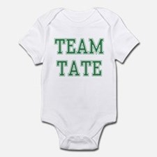 TEAM TATE  Infant Bodysuit