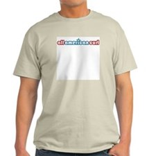 All American Curl T-Shirt