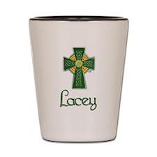Lacey, Customized Shot Glass