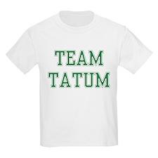 TEAM TATUM  Kids T-Shirt