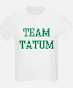 TEAM TATUM  Kids T-Shirt