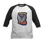 503RD AIRBORNE DIVISION Kids Baseball Jersey
