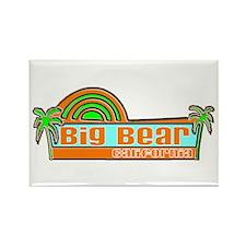 Big bear lake Rectangle Magnet (100 pack)