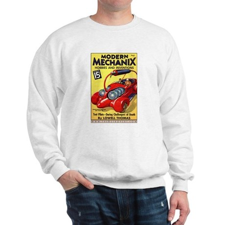 Radio Powered Car Sweatshirt