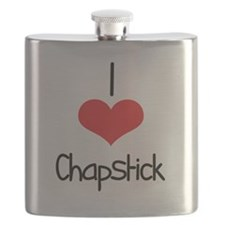 Chapstick Flask