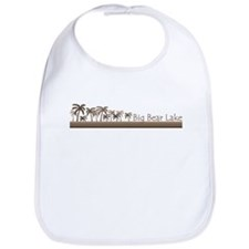 Cute Big bear lake Bib