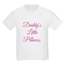 Daddys Little Princess T-Shirt