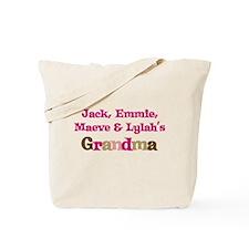 Jacke Emmie Maeve Lylah Tote Bag