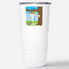 Fraidy Cat Travel Mug