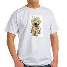 Goldendoodle Ash Grey T-Shirt