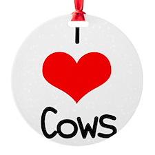 i-heart-cows.png Ornament