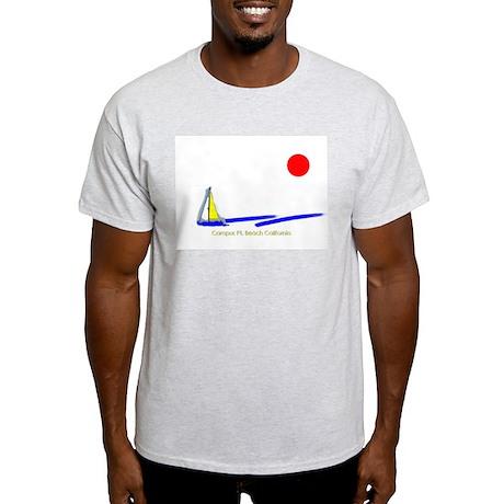 Campus Pt. Ash Grey T-Shirt