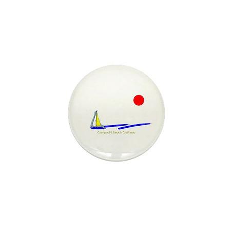 Campus Pt. Mini Button (100 pack)
