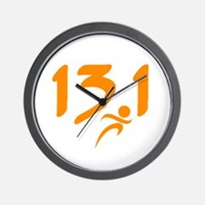 Orange 13.1 half-marathon Wall Clock
