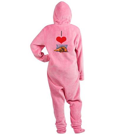 heart-walrus.png Footed Pajamas