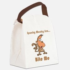 bite-me.png Canvas Lunch Bag