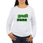 Geek Zone Women's Long Sleeve T-Shirt