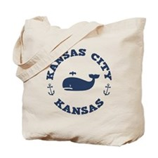 KC Whaling Excursions Tote Bag