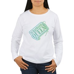 Tagged Scrapbook Queen T-Shirt