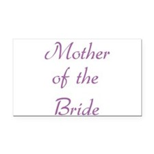 mother-of-the-bride-purple.png Rectangle Car Magne