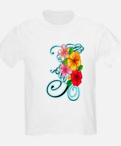 Flower Fusion T-Shirt