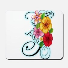 Flower Fusion Mousepad
