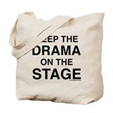 Drama teacher Canvas Totes