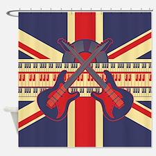 British Rock, Shower Curtain