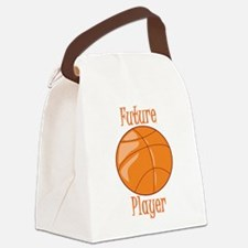future-basketball-player.png Canvas Lunch Bag