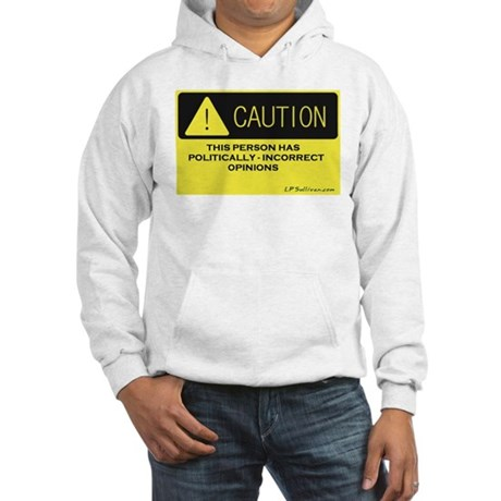 Caution Hoodie