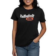Volleyball Girl Tee