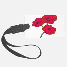 poppy.png Luggage Tag